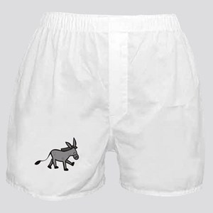 Cute Donkey Boxer Shorts