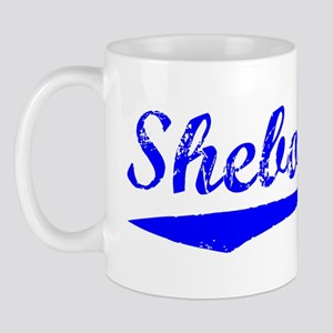 Vintage Sheboygan (Blue) Mug