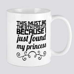 This must be the 8th castle because I just fo Mugs
