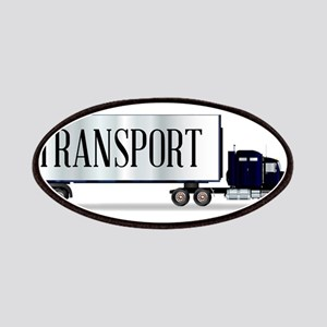 Truck Tractor Unit And Trailer With Transpor Patch