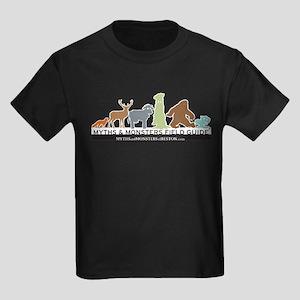 Myths & Monsters Field Guide Kids T-Shirt