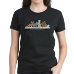 Myths & Monsters Field Guide Womens T-Shirt