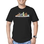 Myths & Monsters Field Guide Mens T-Shirt