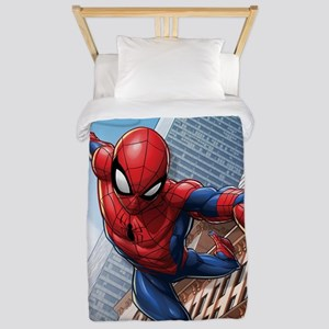 Spider-Man Thwip Twin Duvet Cover