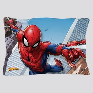 Spider-Man Thwip Pillow Case