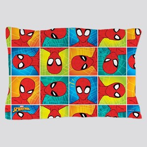 Spider-Man Pattern Pillow Case