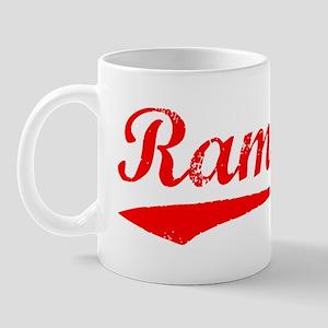 Vintage Ramiro (Red) Mug