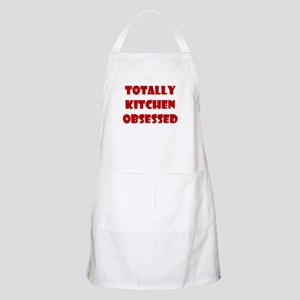 Totally Kitchen Obsessed BBQ Apron