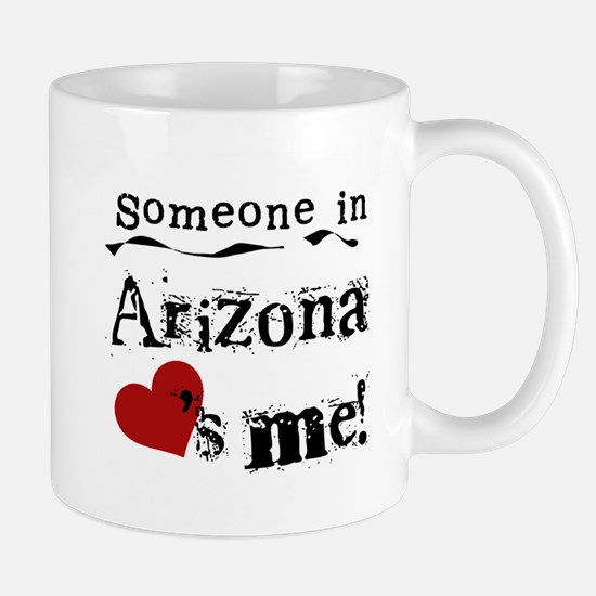 Someone in Arizona Mug