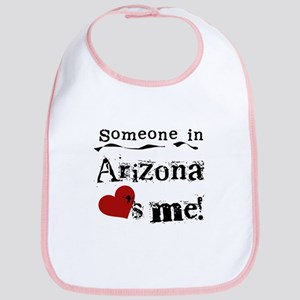 Someone in Arizona Bib
