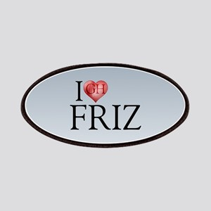 I Heart Friz Patch
