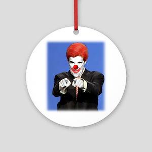 Clown Kerry Keepsake (Round)