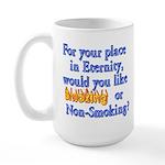 Eternity - Your Choice Large Mug