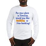 Eternity - Your Choice Long Sleeve T-Shirt