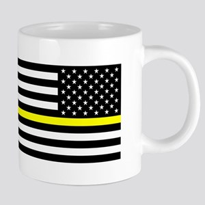 U.S. Flag: Black Flag & The Thin Yellow Mugs