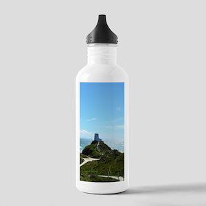 Llanddwyn Island Sports Water Bottle