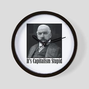 """J.P. Morgan says """"It's Capitalism Stupid"""" Wall Clo"""