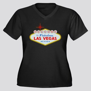 Welcome to Las Vegas Plus Size T-Shirt