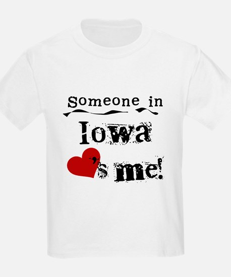 Someone in Iowa T-Shirt