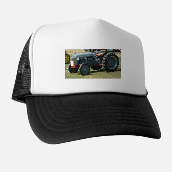 Unique Ford tractor Trucker Hat