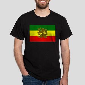 Roots Reggae Lion of Judah Dark T-Shirt