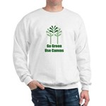 Go Green Sweatshirt