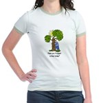 Tree Hugger Jr. Ringer T-Shirt