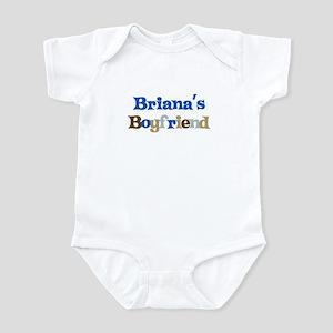 Briana's Boyfriend Infant Bodysuit