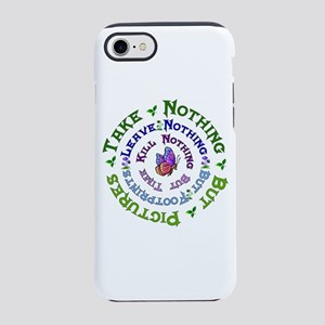 Earth Conservation iPhone 8/7 Tough Case