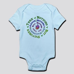 Earth Conservation Baby Light Bodysuit