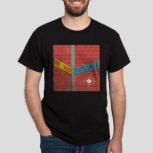 REP PISTOLVANIA BRICK WALL Dark T-Shirt