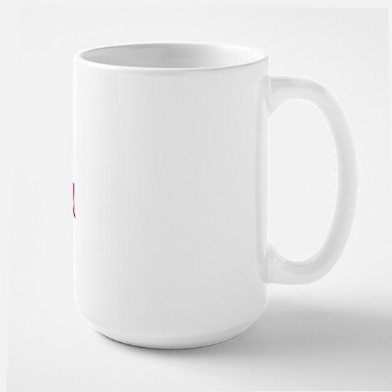Julian's Girlfriend Large Mug