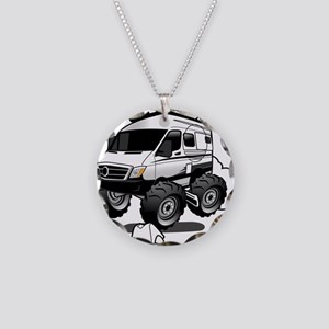 Off Road Rving Necklace