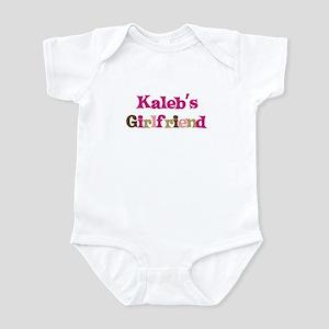 Kaleb's Girlfriend Infant Bodysuit