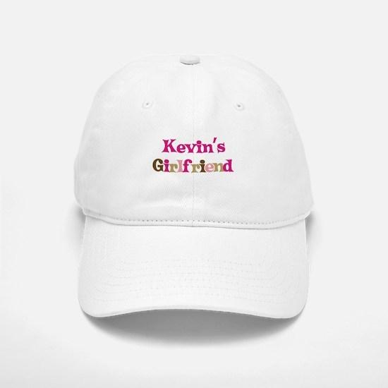 Kevin's Girlfriend Baseball Baseball Cap