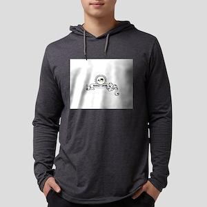 market swine logo Long Sleeve T-Shirt