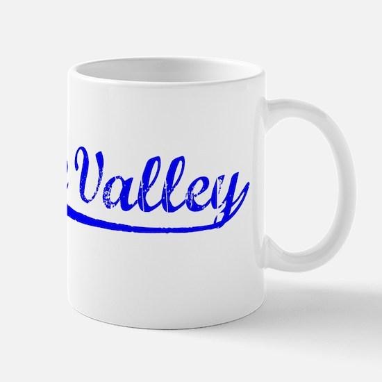 Vintage Spokane Va.. (Blue) Mug