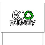 Eco-Friendly Yard Sign
