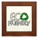 Eco-Friendly Framed Tile