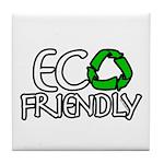 Eco-Friendly Tile Coaster