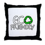 Eco-Friendly Throw Pillow