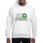Eco-Friendly Hooded Sweatshirt