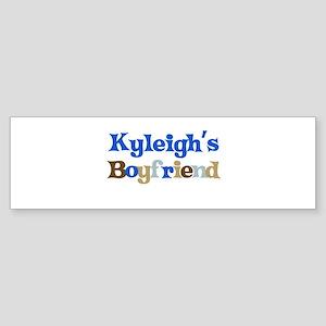 Kyleigh's Boyfriend Bumper Sticker