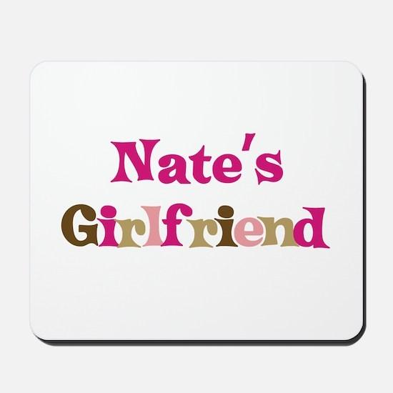 Nate's Girlfriend Mousepad