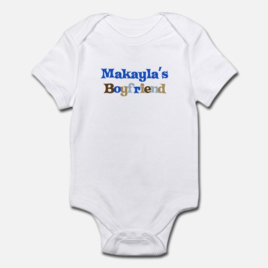 Makayla's Boyfriend Infant Bodysuit