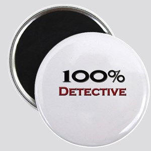 100 Percent Detective Magnet