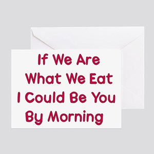 Blowjob greeting cards cafepress eat you greeting card m4hsunfo