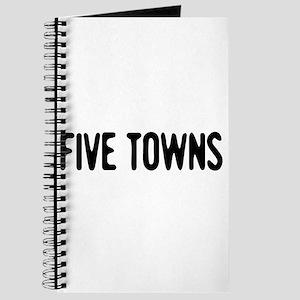 """""""Five Towns"""" Journal"""