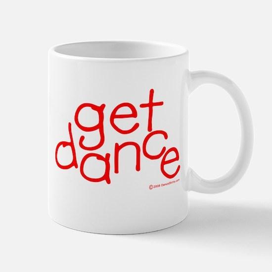 Get Dance Mug