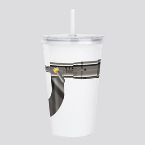 Precision Instrument M Acrylic Double-wall Tumbler